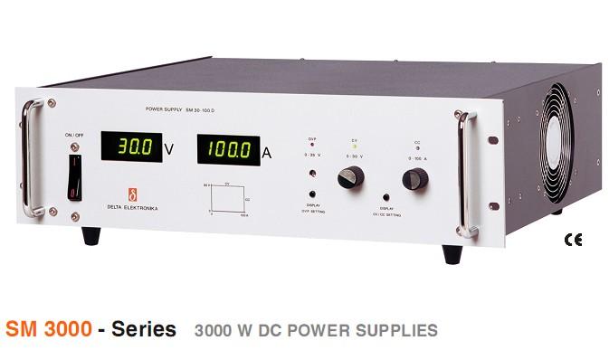 Delta Elektronika稳压电源SM15-200D