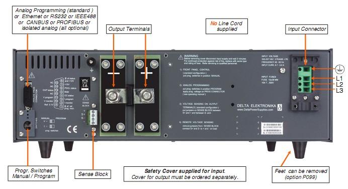 Delta Elektronika稳压电源SM45-70D